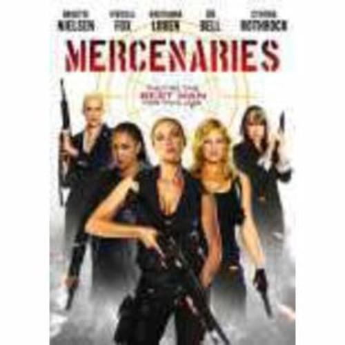The Asylum Home Entertainment Mercenaries WSE DD5.1