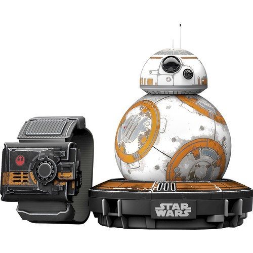 Sphero - Special Edition BB-8 App-Enabled Droid with Force Band