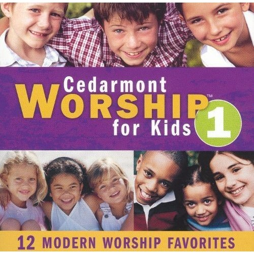 Cedarmont Worship For Kids Vol 1 CD (2005)