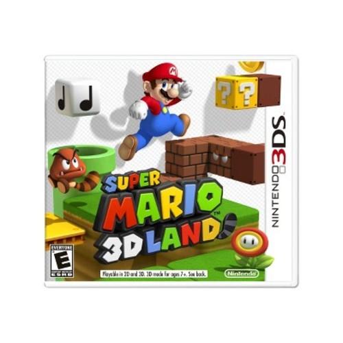Super Mario 3D Land Nintendo 3DS