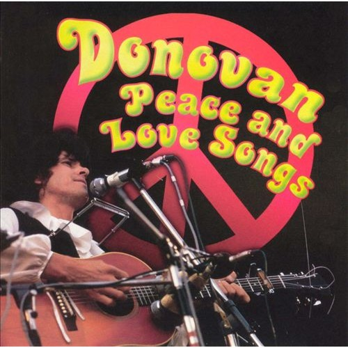 Peace and Love Songs [1995] [CD]