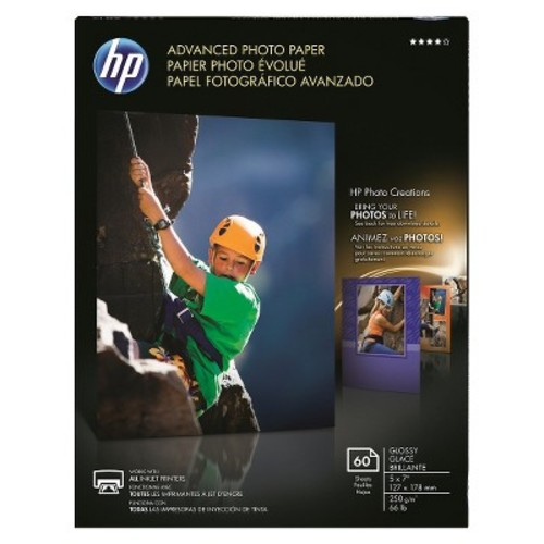 HP Advanced Photo Paper, Glossy
