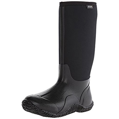 Bogs Outdoor Boots Womens Neo-Tech Classic High Farm WP Black 60142