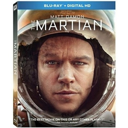 The Martian (Blu-Ray/Digital)