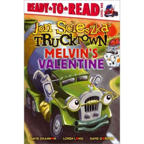 Melvin's Valentine