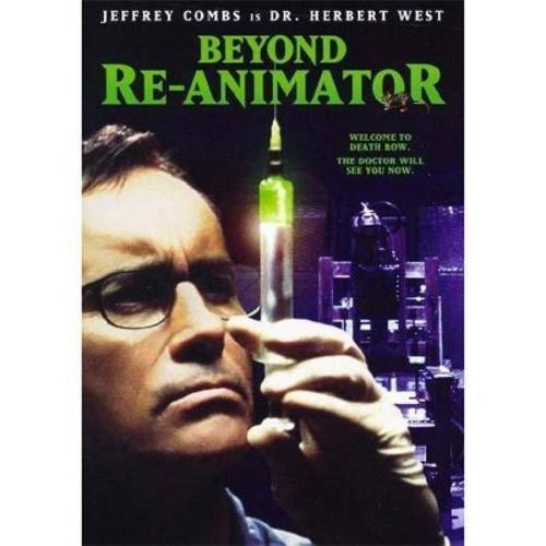 Beyond re animator (DVD)