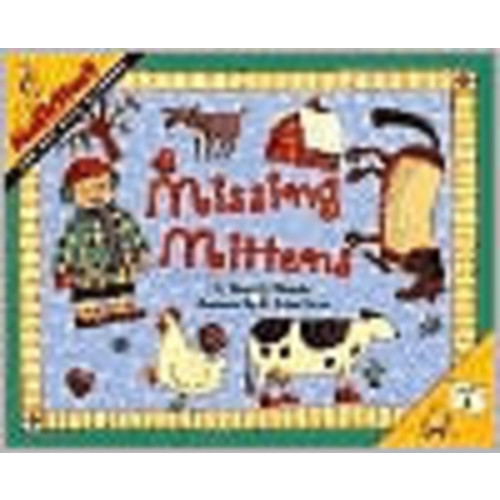 Missing Mittens: Odd and Even Numbers (MathStart 1 Series)