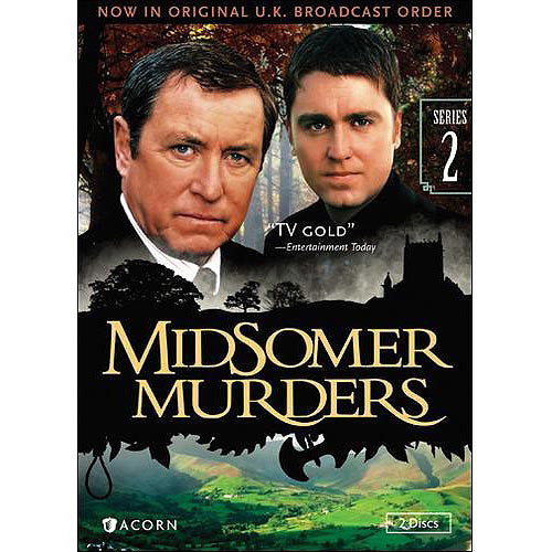 Midsomer Murders: Series 2 [2 Discs] (DVD)