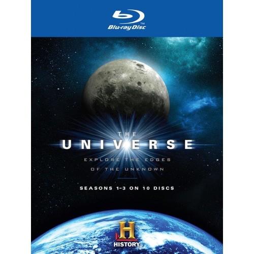 The Universe: Seasons 1-3 (Blu-ray)