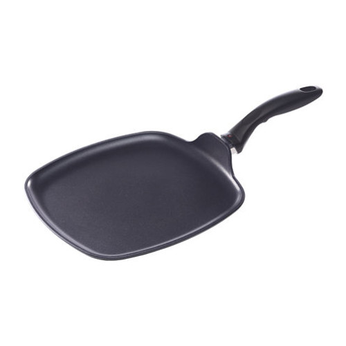 Swiss Diamond Classic 11in Square Griddle Aluminum Non-Stick Griddle