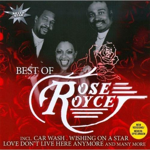 The Best of Rose Royce [CD]