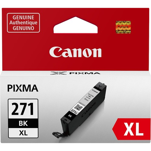 Canon - CLI-271XL High-Yield Ink Cartridge - Black