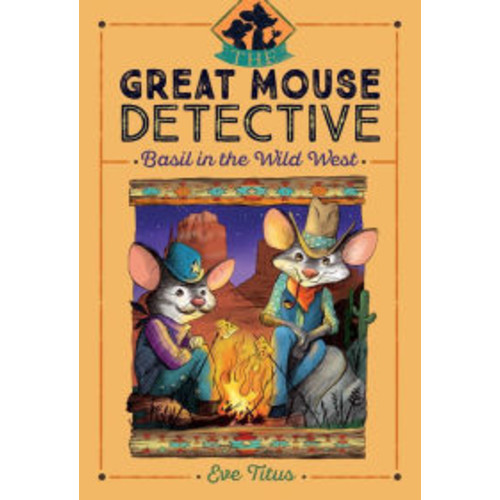 Basil in the Wild West (Great Mouse Detective Series)