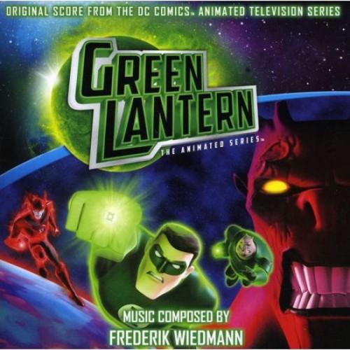 Green Lantern: The Animated Series [Original Score] [CD]