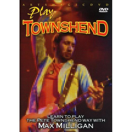 Play Townshend [DVD] [2013]