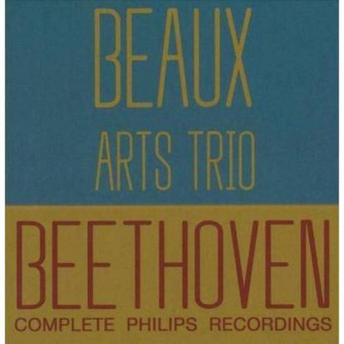 Beaux Arts Trio - Beethoven:Complete Piano Trios (CD)