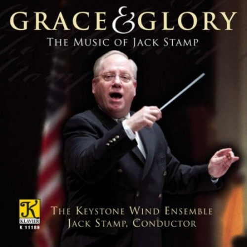Grace & Glory: Music Of Jack Stamp - CD