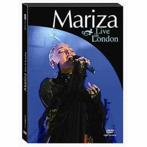 Mariza: Live in London WSE DD2/DD5.1/2