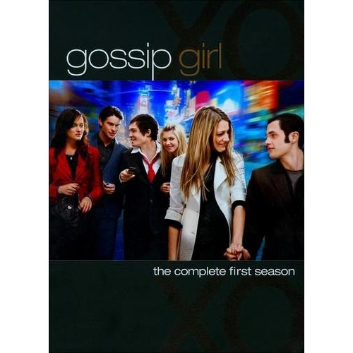 Gossip Girl: The Complete First Season [5 Discs] [DVD]