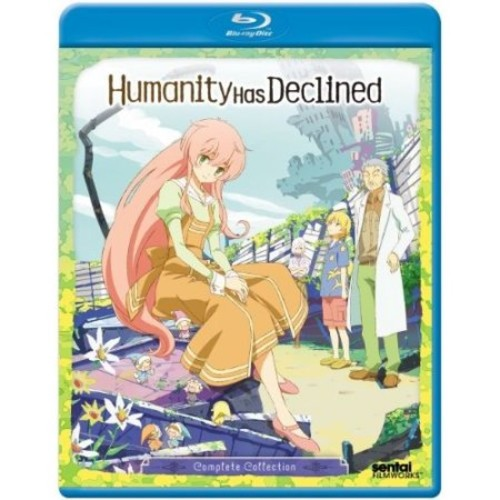 Humanity Has Declined: Complete Collection [2 Discs] [Blu-ray]