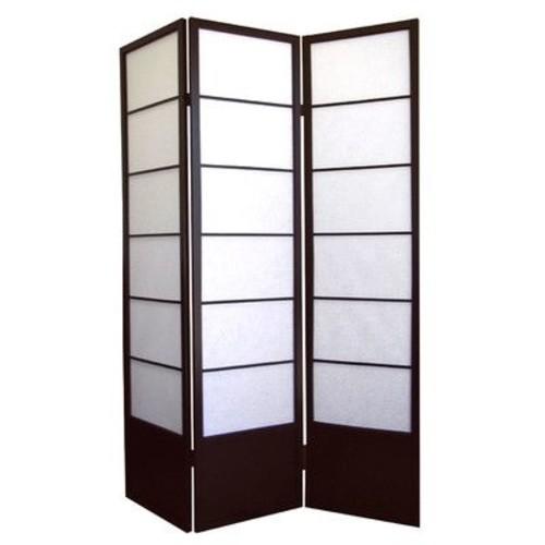 ORE Furniture 70'' x 50'' Shogun 3 Panel Room Divider
