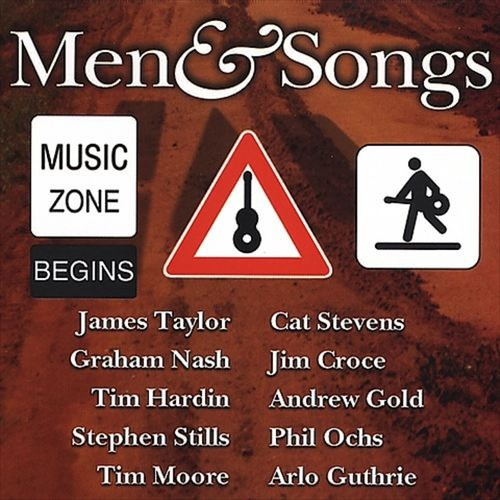 Men and Songs [CD]