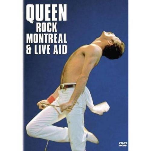 Queen rock montreal & live aid (DVD)
