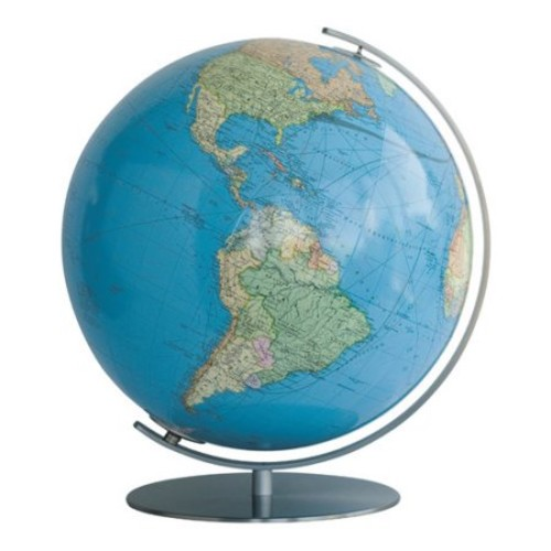Columbus Globe Lindau Illuminated Desktop Globe