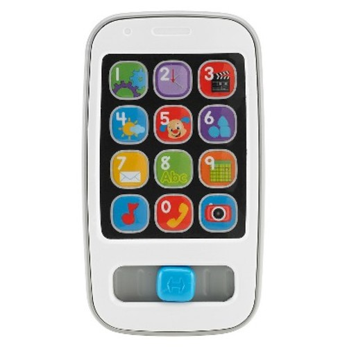 Fisher-Price Laugh & Learn Smart Stages Smart Phone - Grey
