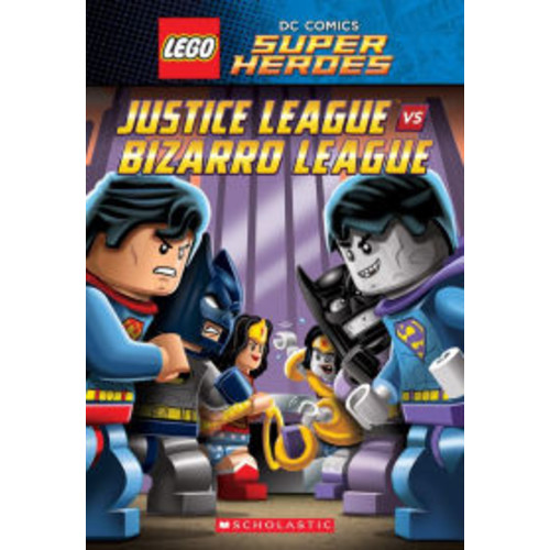 Justice League vs. Bizarro League (LEGO DC Super Heroes Series)
