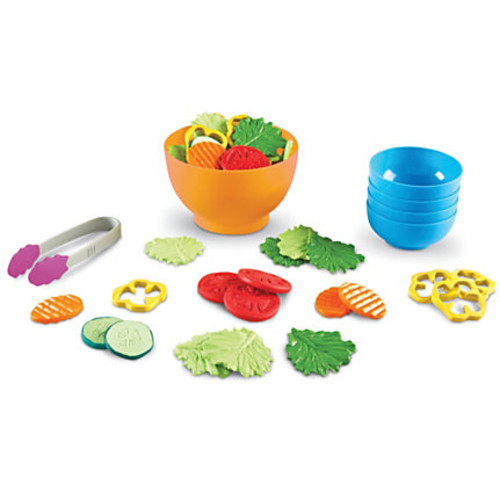 Learning Resources New Sprouts Garden Fresh Salad Set, Pre-K To Grade 2