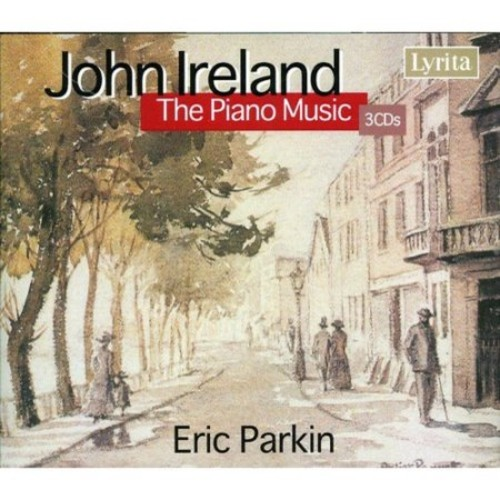 John Ireland: The Piano Music [CD]