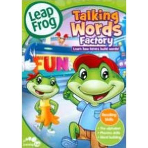 LeapFrog Talking Words Factory