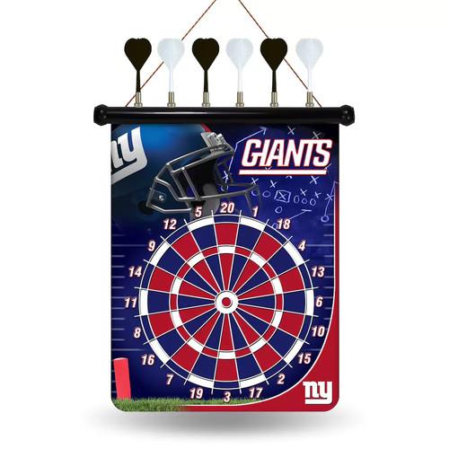 York Giants Magnetic Dart Board