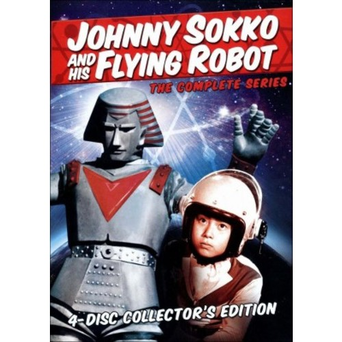 Johnny Sokko and His Flying Robot Complete Series