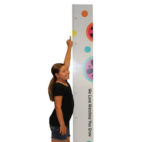 One Grace Place Magical Michayla Growth Chart Decal (80 X 10 X 0.15