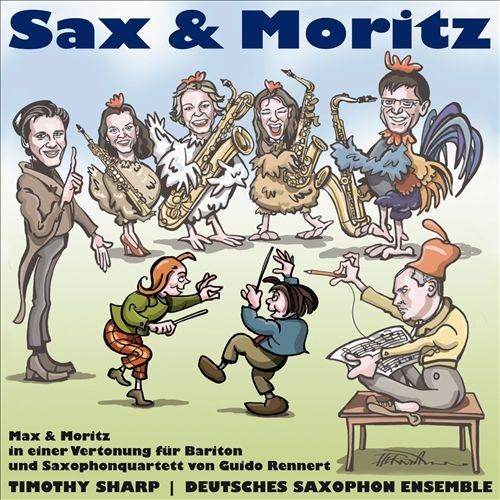 Rennert:sax Moritz CD (2013)