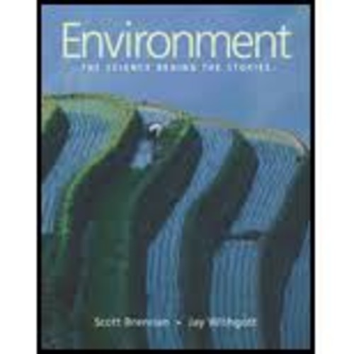 Environment: The Science Behind the Stories [Book]
