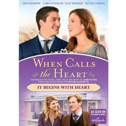 When Calls the Heart: It Begins with Heart (dvd_video)