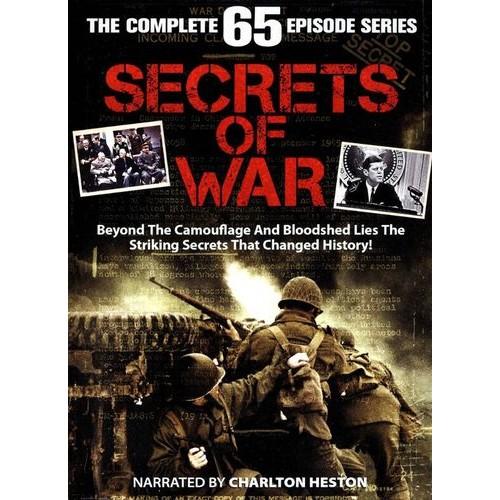 Secrets of War: The Complete Series [13 Discs] [DVD]