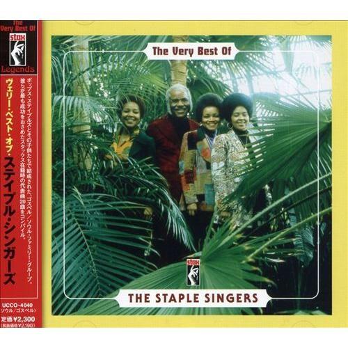 Very Best of the Staple Singers [Universal] [CD]