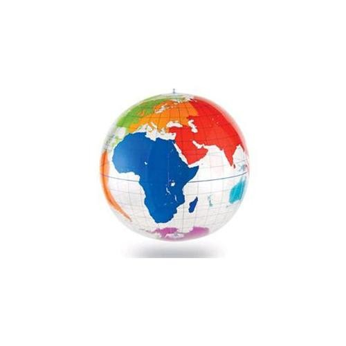 Learning Resources LER2438 Inflatable Labeling Globe