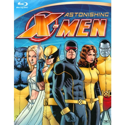 Astonishing X-Men Collection [2 Discs] [Blu-ray]
