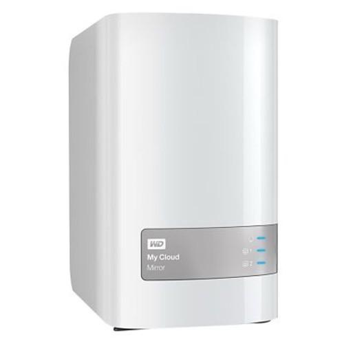 WD WDBWVZ0040JWT-NESN 4TB HDD 2 Bays Personal Cloud Storage