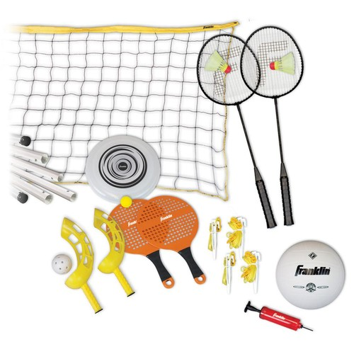 Franklin Sports Fun 5 Game Combo