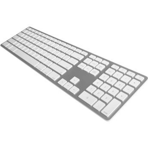 Wireless Aluminum Keyboard (Silver)