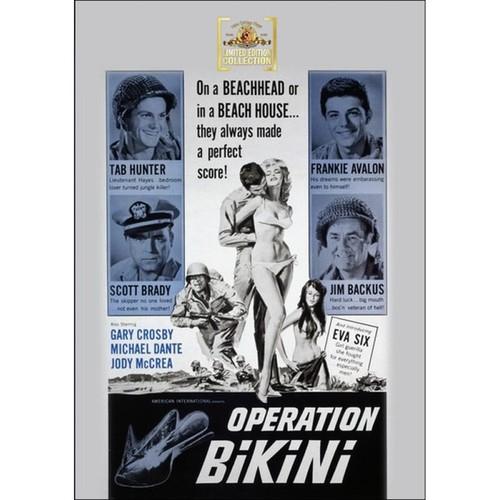 Operation Bikini [DVD] [1963]