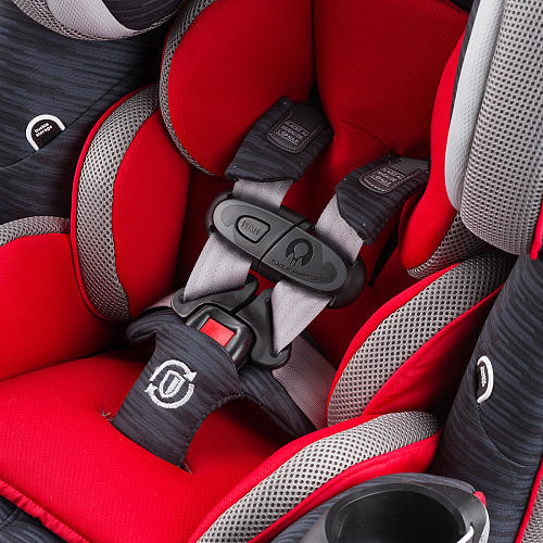 Evenflo Platinum Symphony LX All-In-One Convertible Car Seat - Delmar