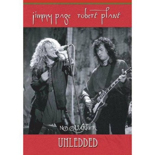 No Quarter: Jimmy Page & Robert Plant Unledded (DVD)