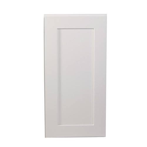 Design House Brookings Ready to Assemble 12 x 24 x 12 in. Wall Cabinet Style 1-Door in White